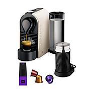 Krups XN2511 U Bundle Pure cream Nespresso machine