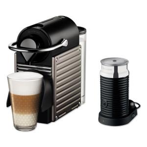 Nespresso pixie aeroccino 3